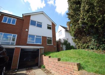 Thumbnail 4 bedroom detached house to rent in Ravensbourne Avenue, Bromley, Kent