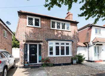 Thumbnail 4 bed detached house for sale in Claremont Close, Hersham, Walton-On-Thames