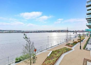 Thumbnail 2 bed flat for sale in Liner House, 3 Royal Wharf Walk, London