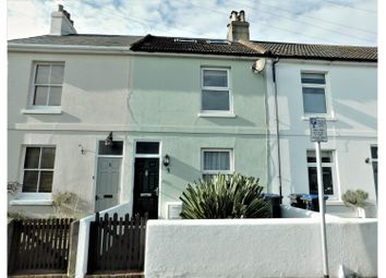 Thumbnail 4 bed terraced house for sale in Archibald Road, Worthing