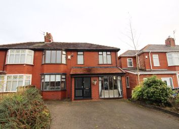 Thumbnail 4 bed semi-detached house for sale in Newearth Road, Worsely, Manchester