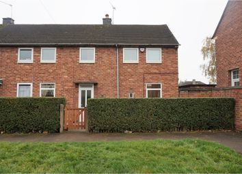 Thumbnail 3 bed semi-detached house for sale in Bateman Road, Newparks