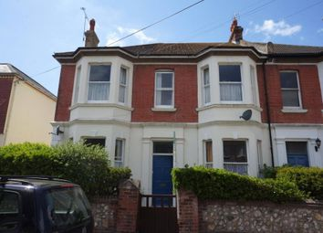 Thumbnail 3 bed flat for sale in Madeira Avenue, Worthing, West Sussex