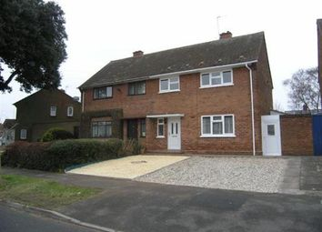 Thumbnail 3 bedroom semi-detached house to rent in Slade Road, Fordhouses, Wolverhampton