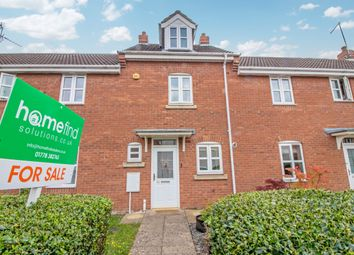 3 bed terraced house for sale in Saunders Close, Woodston, Peterborough PE2