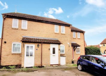 Thumbnail 2 bed terraced house for sale in Eames Close, Aylesbury