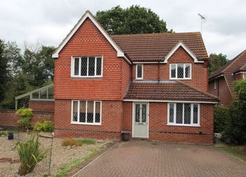 Thumbnail 4 bed detached house for sale in Fellbrigg Avenue, Rushmere St Andrew, Ipswich