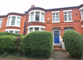 Thumbnail 4 bed terraced house for sale in Heathfield Road, Wavertree, Liverpool