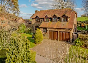 Thumbnail 4 bed detached house for sale in South Hill, Upton Grey, Basingstoke, Hampshire