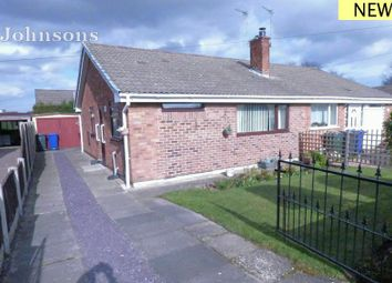 Thumbnail 2 bed semi-detached bungalow for sale in Southfield Road, Armthorpe, Doncaster.