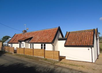 Thumbnail 3 bed cottage to rent in Gosbeck Road, Helmingham, Stowmarket
