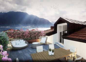 Thumbnail 4 bed triplex for sale in Lenno, Tremezzina, Como, Lombardy, Italy