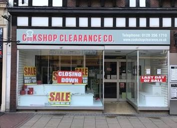 Thumbnail Retail premises to let in 20 High Street, Burton Upon Trent, Staffordshire