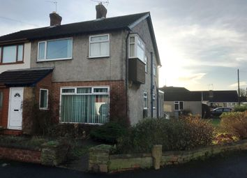 Thumbnail 3 bed semi-detached house for sale in Heywood Boulevard, Thingwall, Wirral