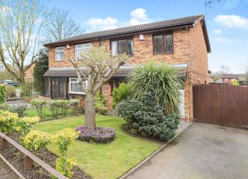 Thumbnail 3 bedroom semi-detached house for sale in Highbrook Close, Pendeford, Wolverhampton