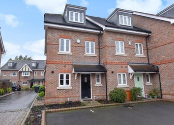 Thumbnail 3 bedroom end terrace house for sale in Park Lodge Close, Maidenhead