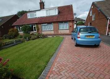Thumbnail 3 bed semi-detached house to rent in Newbury Road, Little Lever, Bolton