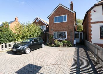 Thumbnail 3 bed detached house for sale in Pinewood Avenue, Crowthorne, Berkshire