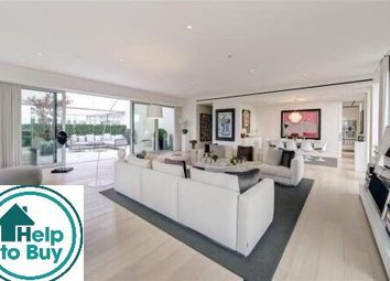 Thumbnail 3 bed flat for sale in Middlesex, London