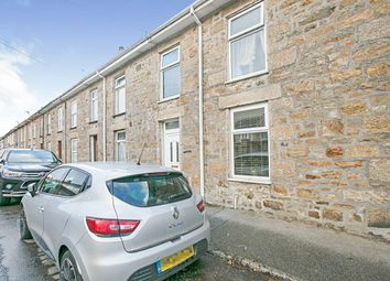 Thumbnail 3 bed terraced house for sale in Roskear Road, Camborne, Cornwall