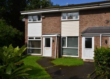 Thumbnail 2 bed end terrace house for sale in Armstrong Close, Birchwood, Warrington