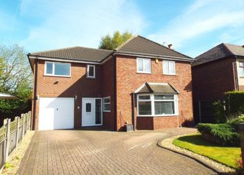 Thumbnail 4 bed detached house for sale in Hornby Lane, Winwick, Warrington, Cheshire