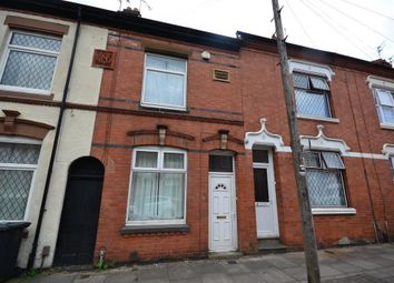 Thumbnail 3 bed terraced house for sale in Tennyson Street, Evington, Leicester