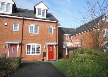 Thumbnail 3 bed town house to rent in Martindale Crescent, Wigan