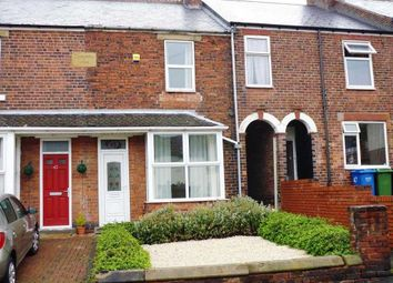 Thumbnail 2 bed terraced house to rent in Middlecroft Road, Staveley, Chesterfield