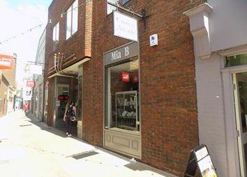 Thumbnail Retail premises to let in D, Crown Arcade, Union Street, Kingston Upon Thames, Surrey