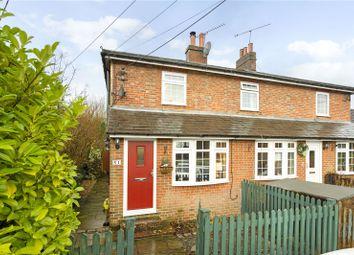 Thumbnail 2 bed end terrace house for sale in Wayside Cottages, Horsham Road, Holmwood, Dorking