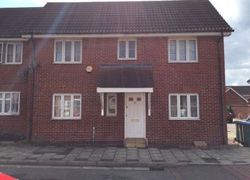 Thumbnail 3 bed semi-detached house to rent in Newacres Road, Thamesmead