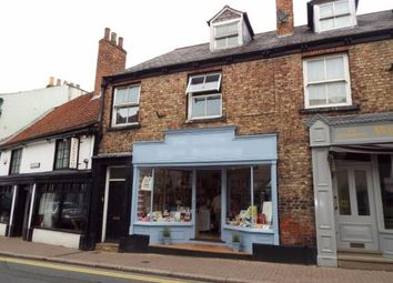 Thumbnail 2 bed flat for sale in Westgate, Ripon, North Yorkshire