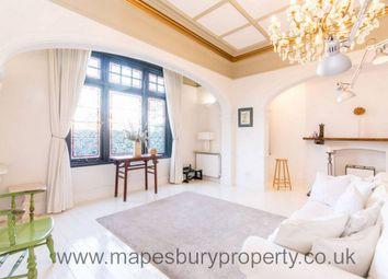 Thumbnail 1 bedroom flat to rent in Heathfield Park, Willesden Green