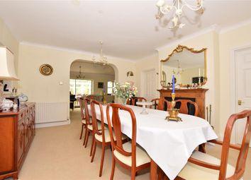 Thumbnail 3 bed detached house for sale in Edwin Road, Rainham, Gillingham, Kent