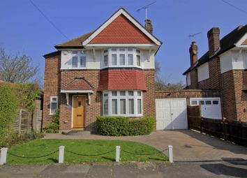 Thumbnail 3 bed detached house for sale in Glover Road, Pinner