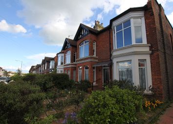 Thumbnail 4 bed flat for sale in Priory Avenue, Hastings, East Sussex.