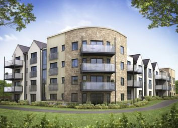 "Thumbnail 2 bed flat for sale in ""Compass Point"" at Sunnyside, Boringdon Road, Turnchapel, Plymouth"