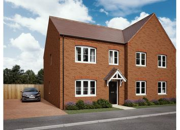 Thumbnail 3 bed semi-detached house for sale in Goosefoot Lane, Hardwicke