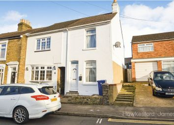 Thumbnail 2 bed terraced house to rent in Ufton Lane, Sittingbourne
