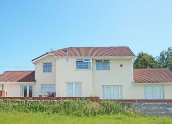 Thumbnail 4 bed detached house for sale in Ashby Road, Sully