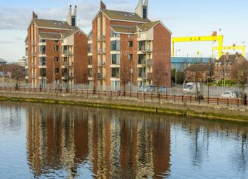 Thumbnail 3 bed flat for sale in Short Strand, Belfast