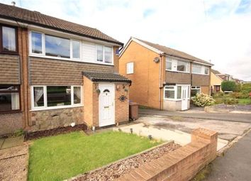Thumbnail 3 bed semi-detached house for sale in Croft Head Drive, Milnrow, Rochdale