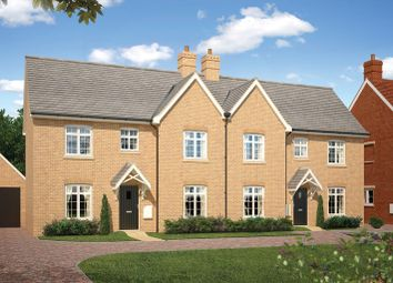 Thumbnail 1 bed semi-detached house for sale in New Cardington, Condor Boulevard, Bedford