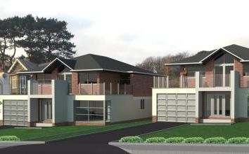 Thumbnail 4 bed detached house for sale in Sibrwd Y Mor, Radcliffe Road, Criccieth, Gwynedd