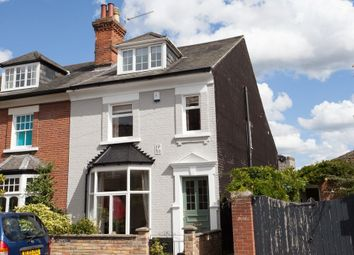 Thumbnail 4 bedroom end terrace house for sale in Bathurst Road, Norwich