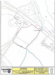 Thumbnail Land for sale in Valley Road, Penwortham, Preston