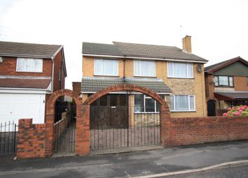 Thumbnail 4 bedroom detached house for sale in Horseley Road, Tipton