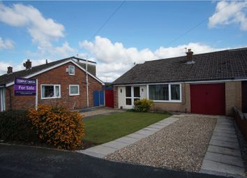 Thumbnail 4 bed bungalow for sale in Bakewell Road, Warrington