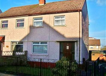 Thumbnail 2 bed semi-detached house to rent in Mathers Avenue, Whitburn
